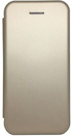 Evelatus Book Case For Samsung Galaxy J4 Plus Gold