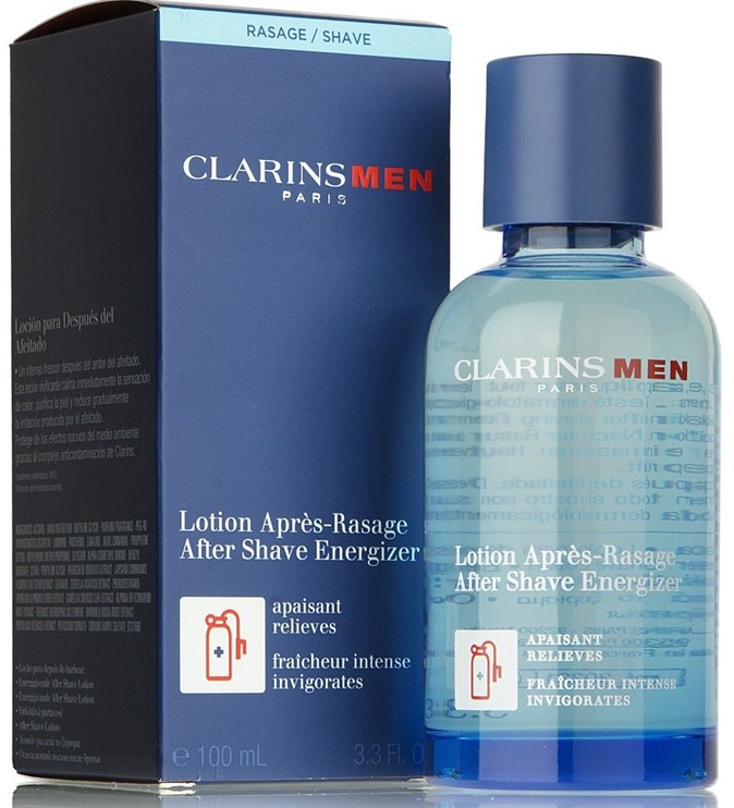 Pēc skūšanās losjons Clarins Men After Shave Energizer, 100 ml