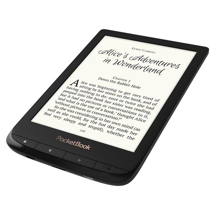 Skaityklė Pocketbook Touch Lux 4 Juoda