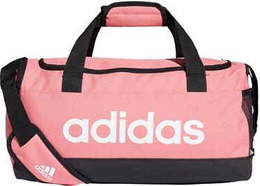 Adidas Essentials Logo Duffel Bag Small GN2036 Pink