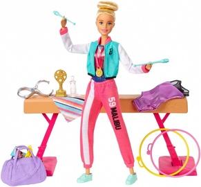Mattel Barbie Gymnast Playset GJM72