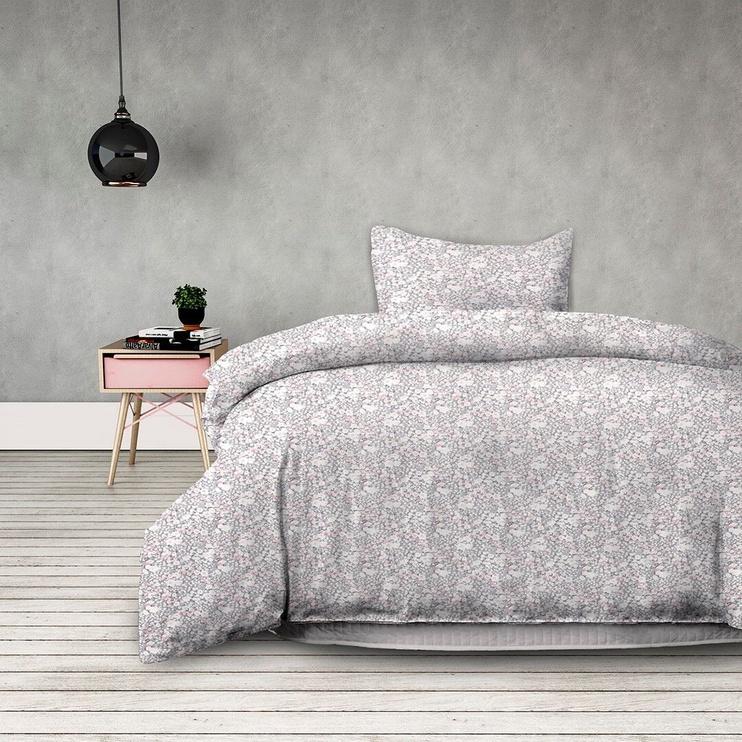 AmeliaHome Madera Lovely Morning Bedding Set 200x200/80x80 2pcs