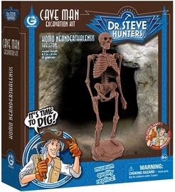 Geoworld Cave Man Excavation Kit Homo Neanderthalensis CL1687K