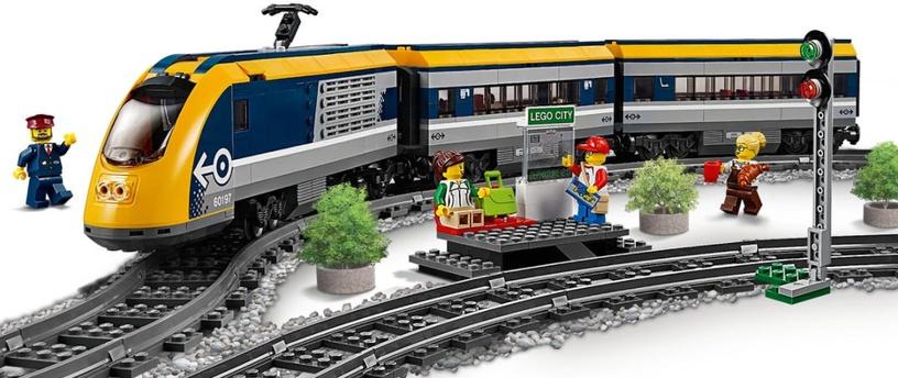 Konstruktor LEGO® City 60197 Reisirong