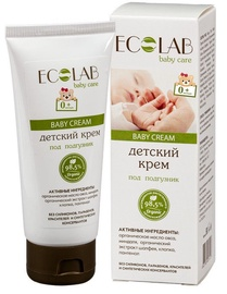 ECO Laboratorie Diaper Rash Baby Cream 100ml