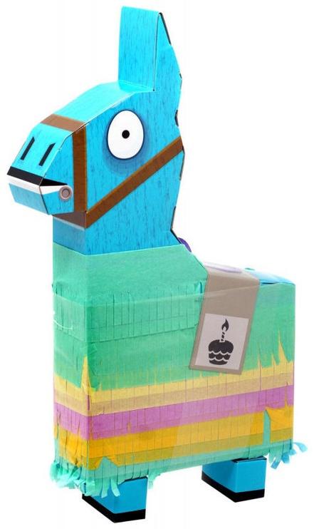 Žaislinė figūrėlė Jazwares Fortnite Birthday Llama Loot Pinata