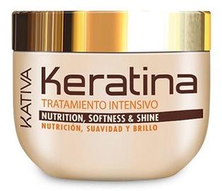Kaukė plaukams Kativa Keratina Nutrition Intensive, 500 ml