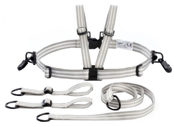 Jippie's Safety Harness Grey 83683