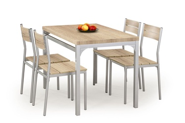 Halmar Dining Room Set Malcolm Sonoma Oak