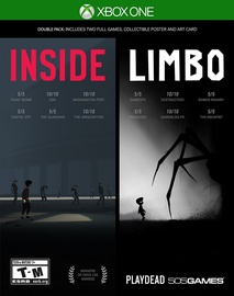 Inside and Limbo Double Pack Xbox One
