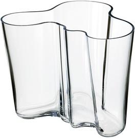Iittala Alvar Aalto Collection Vase 160mm Clear