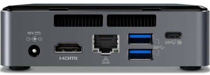 Intel NUC KIT BOXNUC7i5BNKP