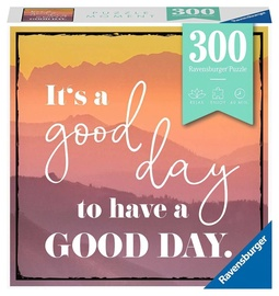 Ravensburger Puzzle Moment A Good Day 300pcs 12965