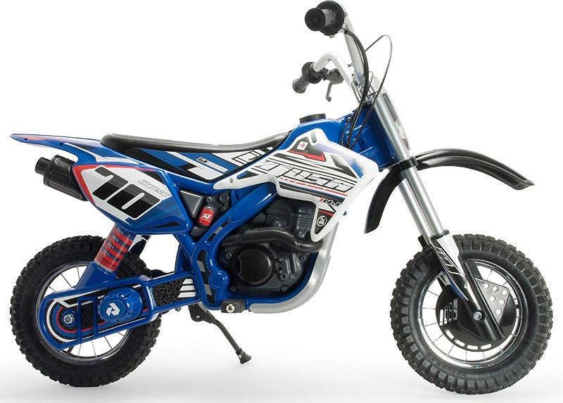 Eletrinis motociklas Injusa X-Treme Blue Fighter, 24V
