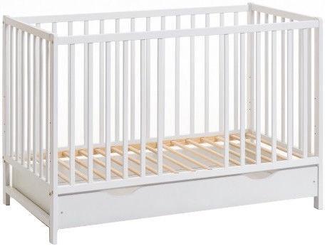 ASM Cypi II Plus Baby Cot White