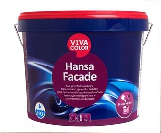 Krāsa fasādēm Vivacolor Hansa Facade, 9 l