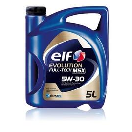 Машинное масло Elf Evolution Fulltech DID 5W/30 Engine Oil 5l