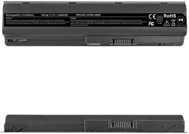 Аккумулятор для ноутбука Qoltec Long Life Notebook Battery For HP/Compaq CQ62 4400mAh