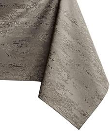 AmeliaHome Vesta Tablecloth HMD Cappuccino 130x130cm