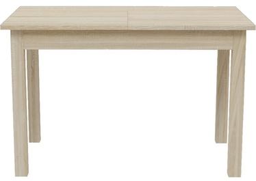 Обеденный стол Top E Shop Kevin, дубовый, 1600x700x770мм