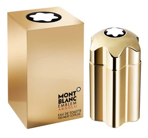 Tualetes ūdens Mont Blanc Emblem Absolu 100ml EDT