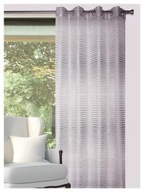 SN Lagos Day Curtains Grey 140x245cm
