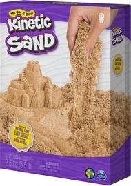 Kinetinis smėlis Spin Master Brown, 2.5 kg