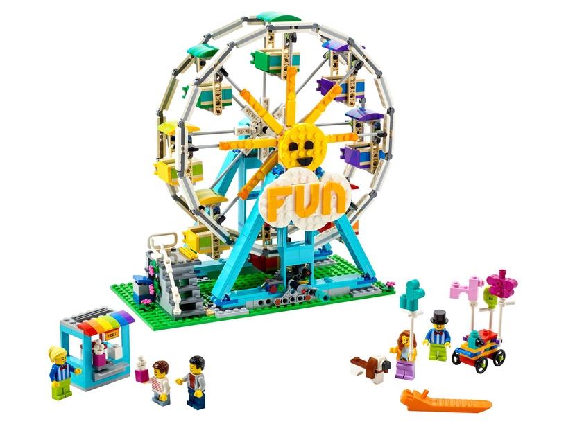 Конструктор LEGO Creator Ferris Wheel 31119, 1002 шт.