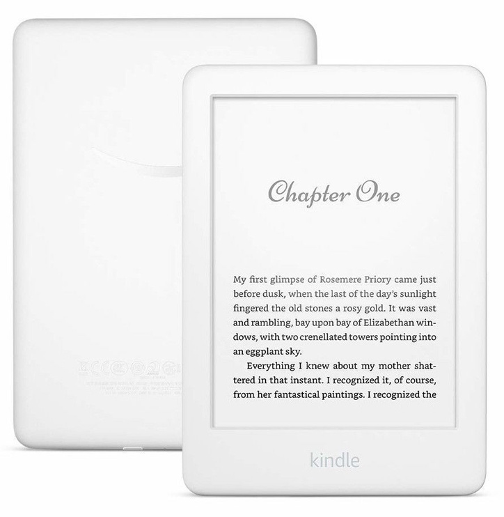 Amazon Kindle 10 White with Special Offers