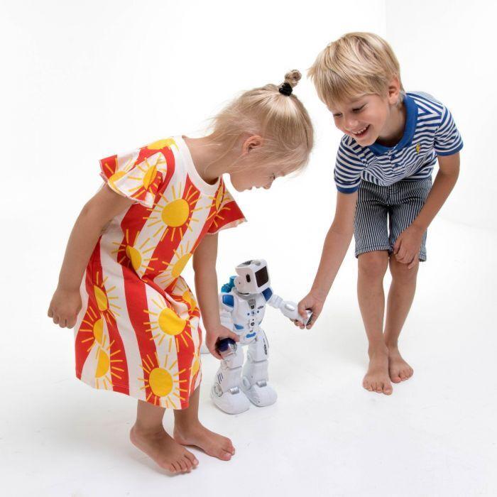 Игрушечный робот Gerardos Toys Robot Roberts LV