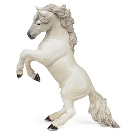 Dzīvnieku figūra Papo White Reared Up Horse 51521