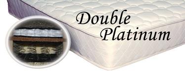 Матрас SPS+ Double Platinum, 140x200 см