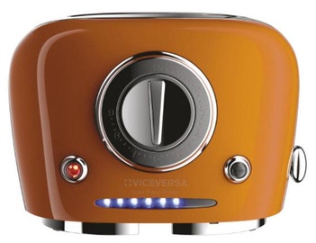 ViceVersa Tix Pop-Up Toaster Orange 50022
