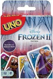 Galda spēle Mattel UNO Disney Frozen II GKD76, LT/EN