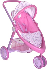 Zapf Creation Baby Born 3 Wheel Pushchair 1423575
