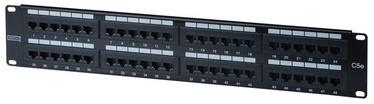 Digitus 19'' CAT5e Patch Panel 48-Port UTP DN-91548U