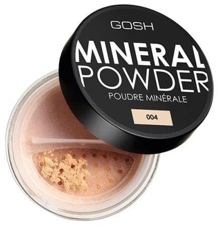 Biri pudra Gosh Mineral Powder 04, 8 g