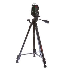 Kryžminių linijų lazerinis nivelyras Bosch Green 0603663001, 20 m