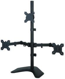 Televizoriaus laikiklis Techly Desk Tripod Arm for 13-27'' Black