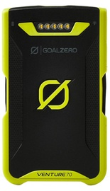 Goal Zero Venture 70 Power Bank 17700mAh With Lightning Cable Black