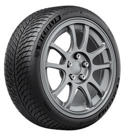 Žieminė automobilio padanga Michelin Pilot Alpin 5, 215/55 R18 99 V XL C B 68