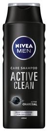 Nivea Men Active Clean Shampoo 400ml