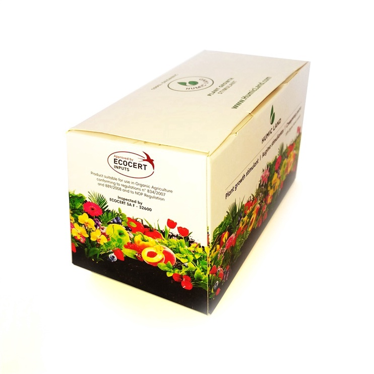 Trąšos organinės universalios Humic Land, 20 ml