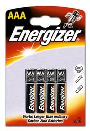 Elementai Energizer, LR03, 1.5V, 4 vnt
