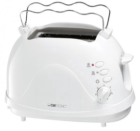 Tosteris Clatronic TA 3565 700W, balts