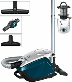 Bosch Relaxx'x BGS5FMLY2 Blue/Silver