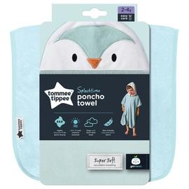Tommee Tippee Splashtime Poncho Towel Blue 2-4y