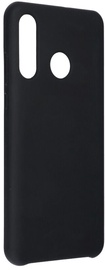 Forcell Silicon Case Huawei P30 Lite Black