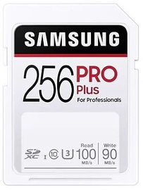 Samsung Pro Plus SDXC Memory Card 256GB