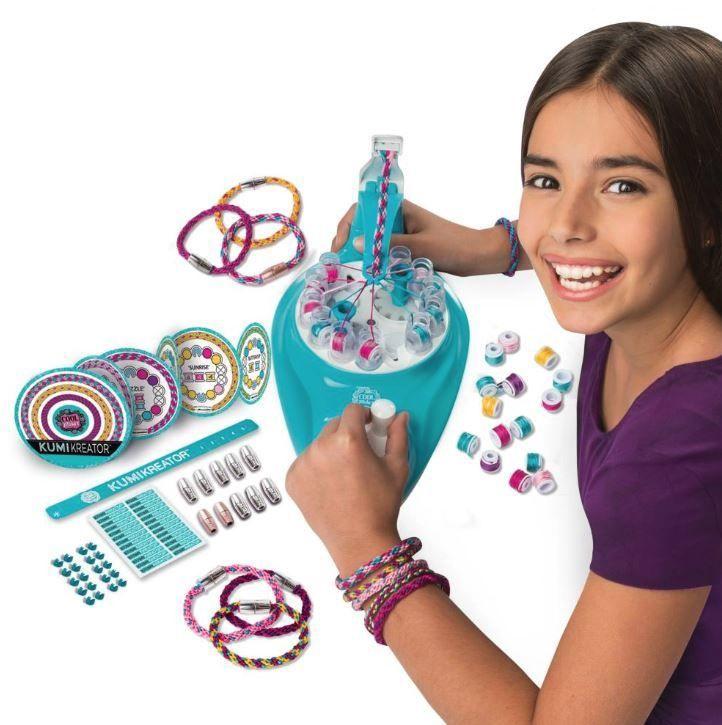 Spin Master Cool Maker KumiKreator Friendship Bracelet Maker 6038301